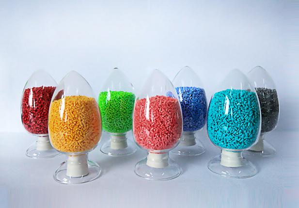 染色塑料的着色原理---中新华美