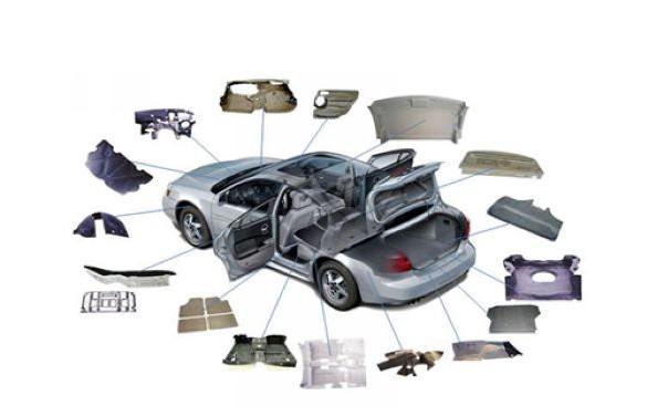 ABS塑料在汽车部件中都有哪些应用