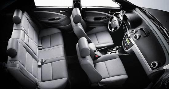 汽车内饰件用改性塑料的选材原则