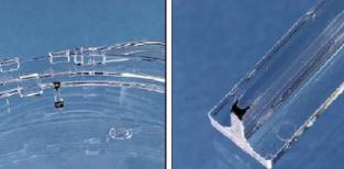改性塑料颗粒 注塑成型缺陷九:烧焦