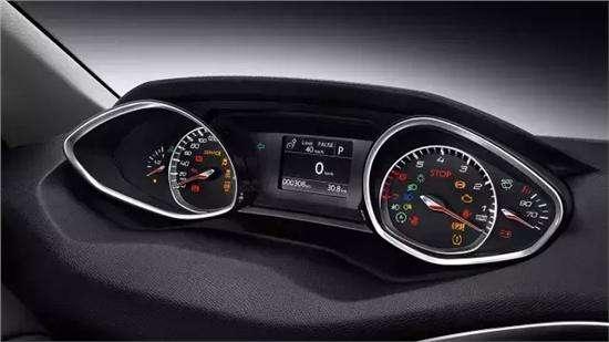 改性塑料在汽车仪表板中的主要应用
