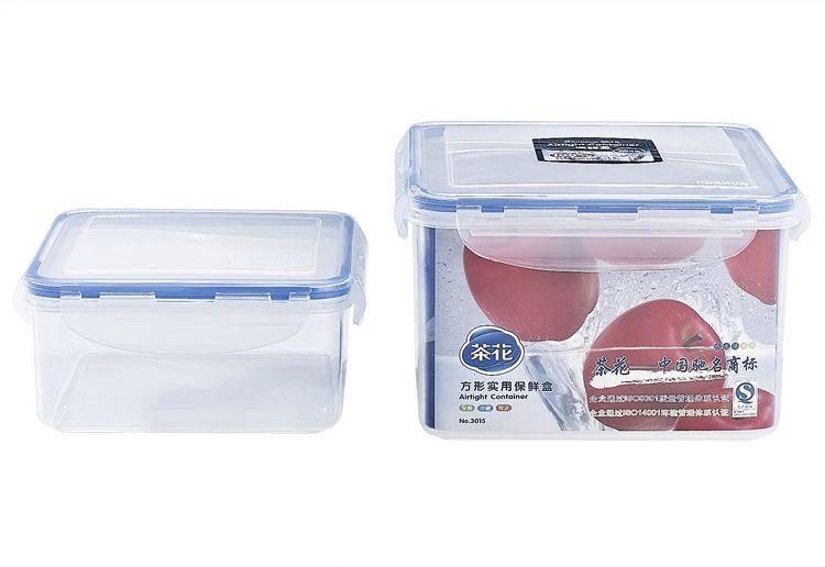 PP塑料材质保鲜盒有毒吗
