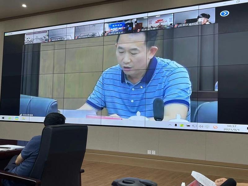 青岛科技大学高性能聚合院李荣勋院长做问题解答