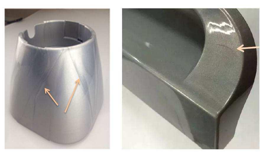 消除改性塑料注塑制品表面缺陷的方法有哪些?