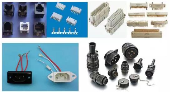 改性尼龙材料--连接器