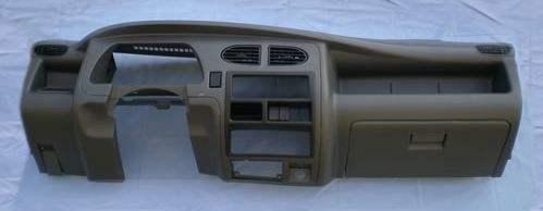 青岛中新华美塑料有限公司 公司新闻     一辆车的仪表板用料,抛开