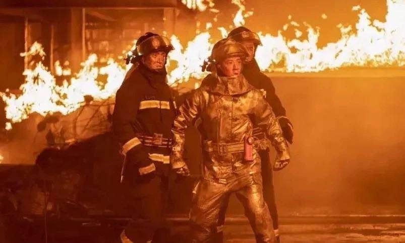 青岛中新华美消防演练|生命无演习,筑牢安全墙