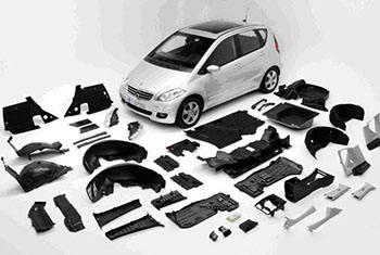 汽车专用改性PP材料的特性