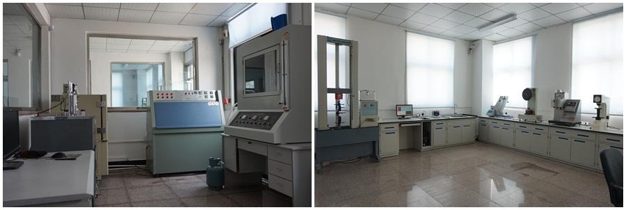 中新华美玻纤增强PP主要检测试验设备