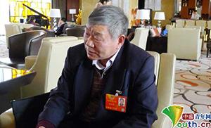 2013年3月2日中新华美董事长殷永祥先生接受中国青年网采访