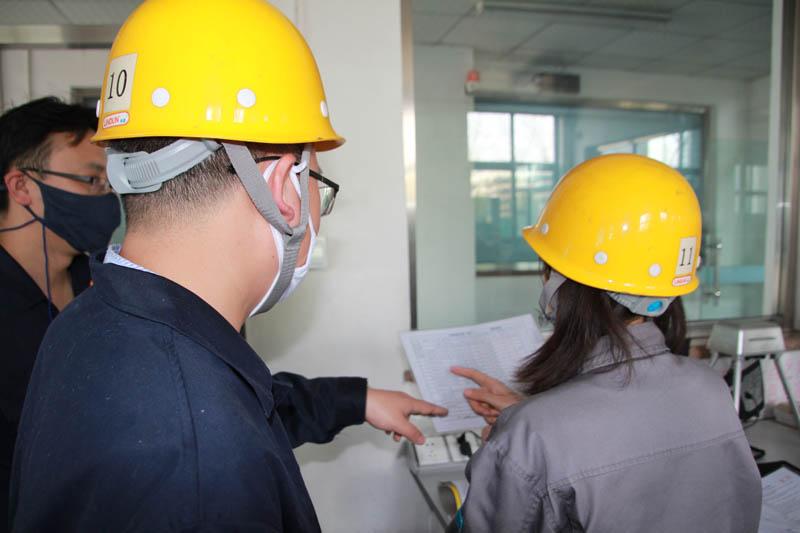 品控股查看过程检验和成品检验标准及检测记录