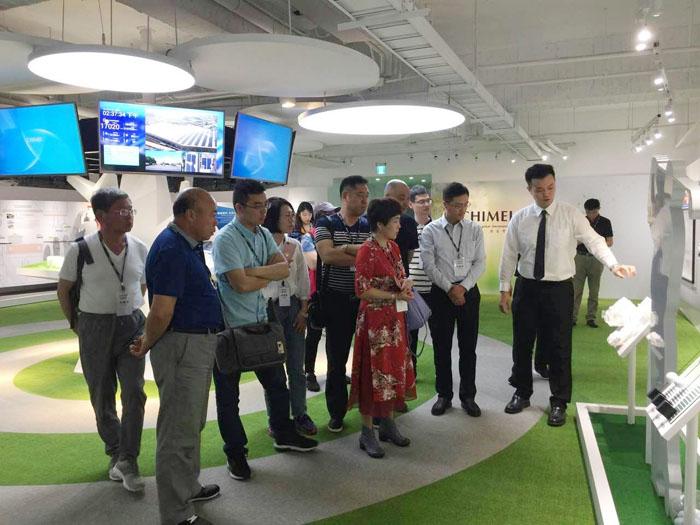 2018年5月到台湾奇美参观学习 (6)