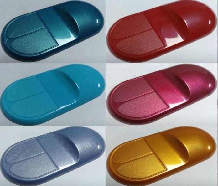 免喷涂色板--中新华美改性塑料