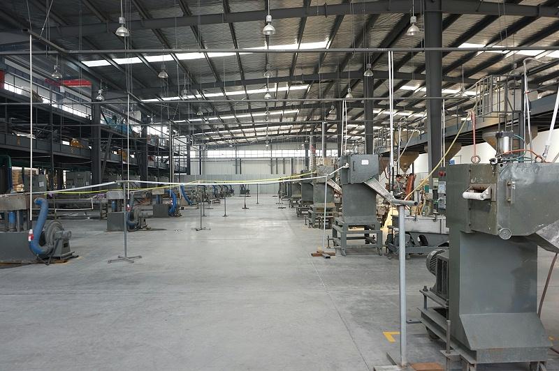 改性塑料工厂--中新华美改性塑料
