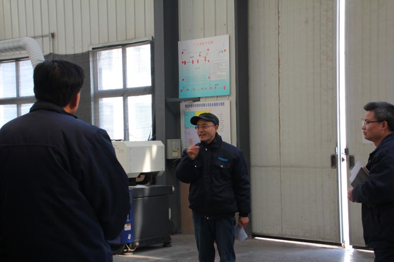 王东先生对演练的结果和发现的问题给予点评和解决办法