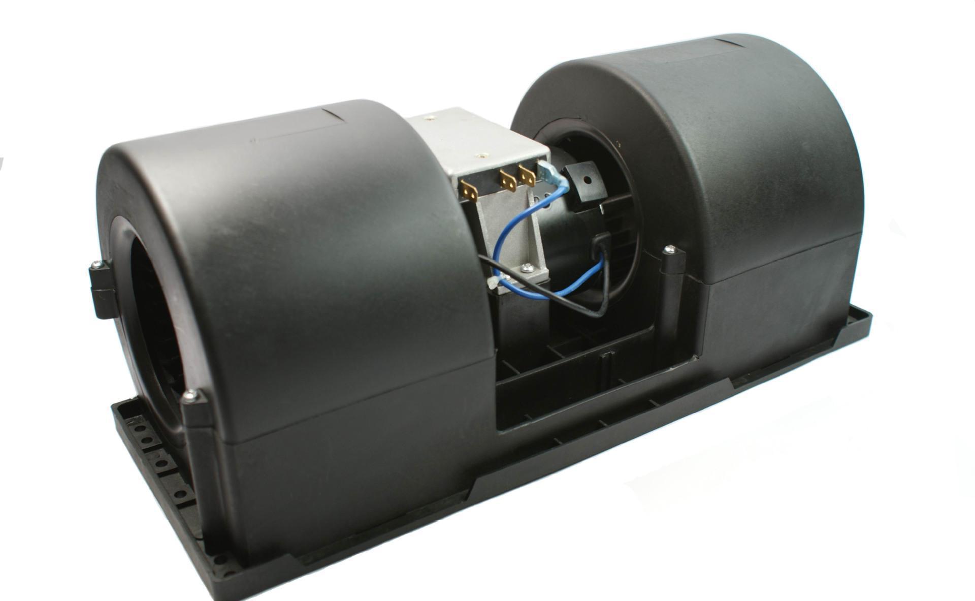 简述汽车暖风机壳专用料增强PP材料的解决方案