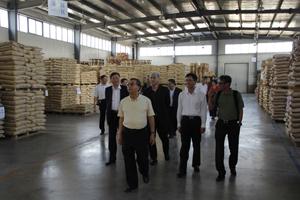 2016年6月初青岛中新华美塑料有限公司董事会在公司召开