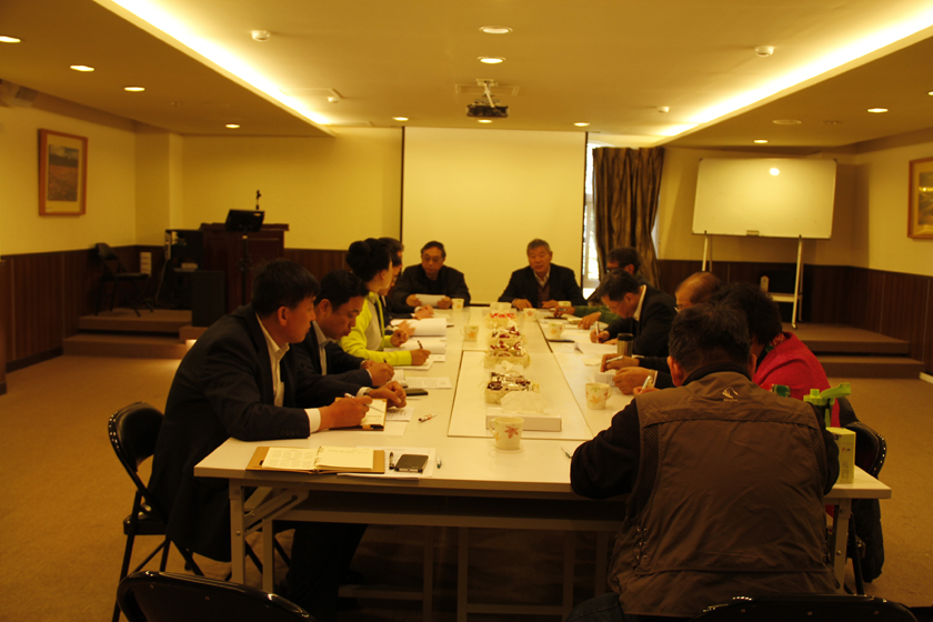 2015股东会于台湾召开