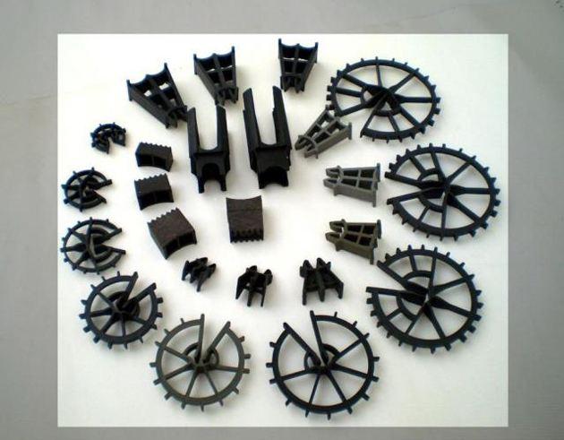 改性工程塑料制品产生白点的原因分析