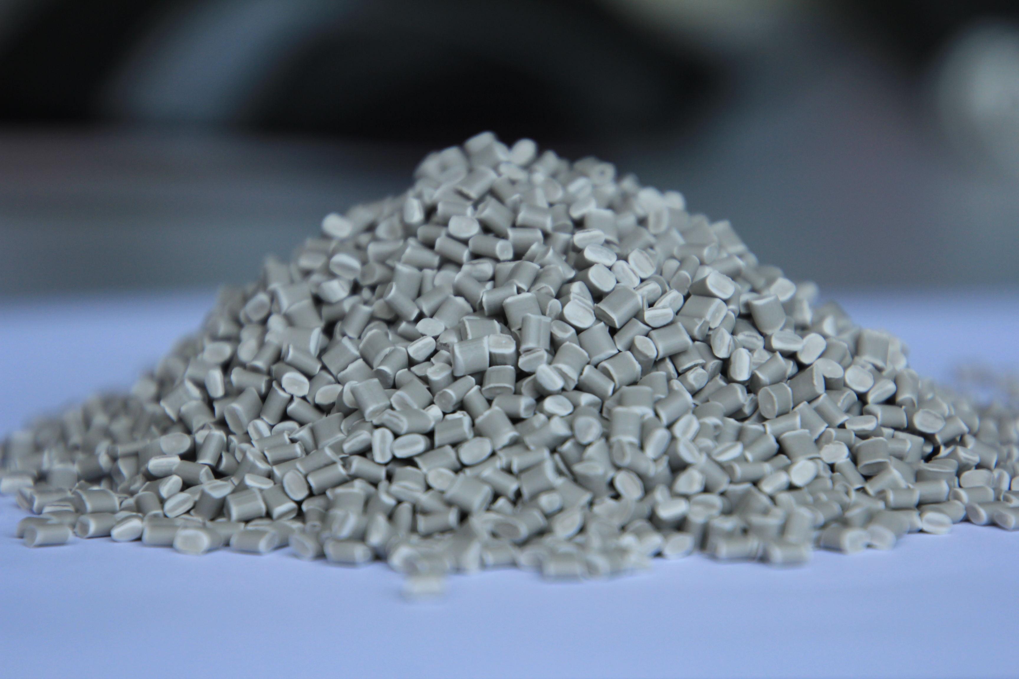 矿物填充PP改性材料的特性及其应用