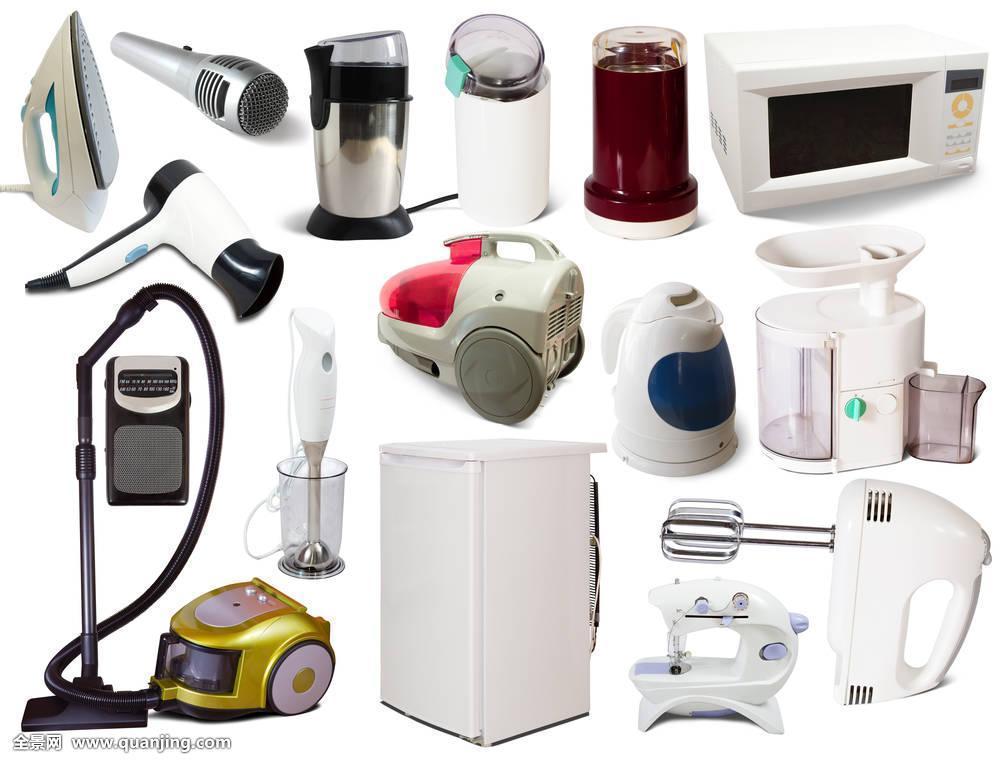 改性PP塑料在家电领域的主要应用