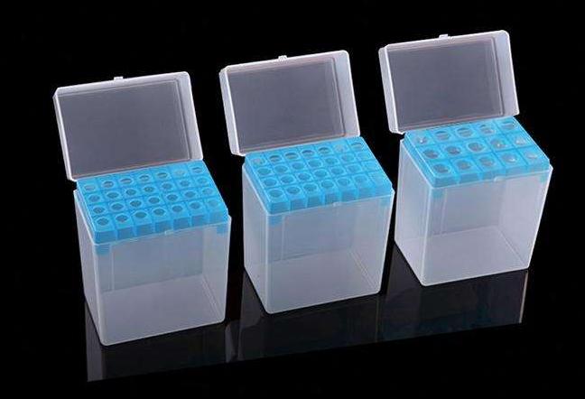 青岛中新华美持续供应吸头盒架专用材料,为疫情防控助力!